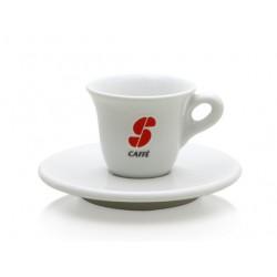 Taza S Café - blanca (6...